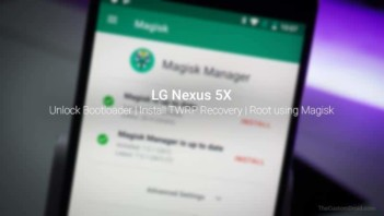How to Unlock Bootloader, Install TWRP Recovery, and Root LG Nexus 5X