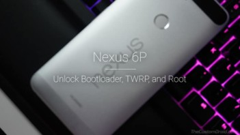 How to Unlock Bootloader, Install TWRP, and Root Huawei Nexus 6P