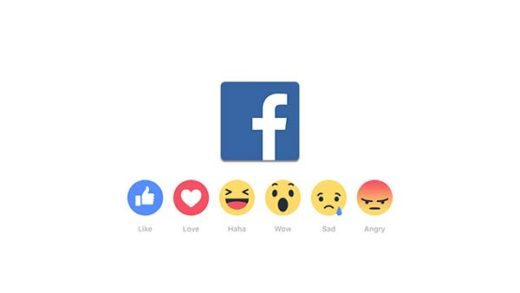 Facebook Reactions are now official
