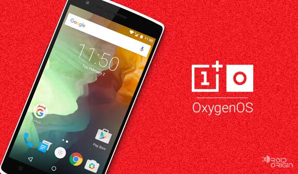 Install OxygenOS 2 on OnePlus One