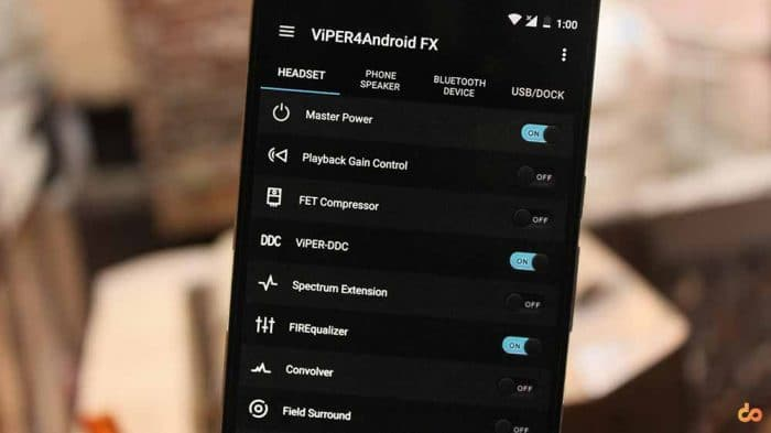 ViPER4Android on Marshmallow