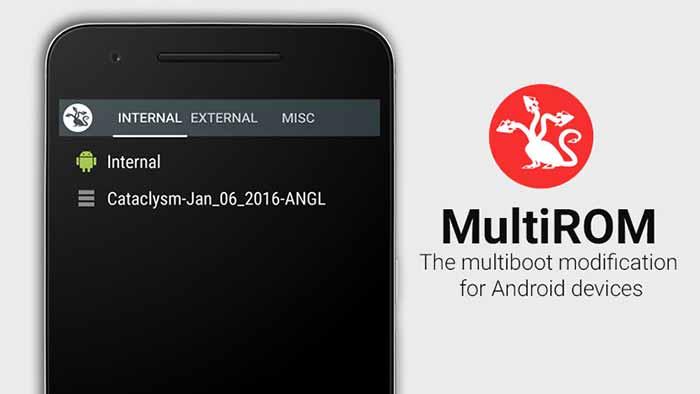 MultiROM on Nexus 6P
