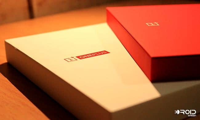 OnePlus One Review Box