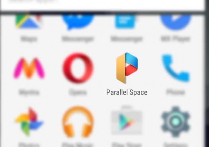 Parallel Space for Android App