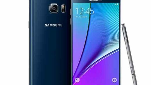 Update Note 5 to Android Marshmallow