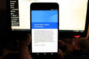 Enroll in Android Beta Program