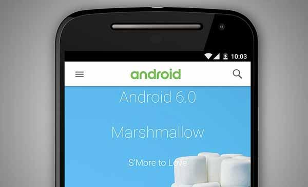 Moto G 2014 Marshmallow Update