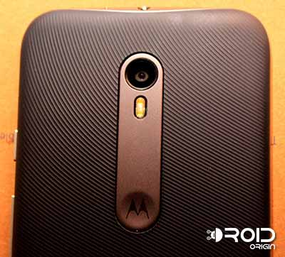 Moto G Turbo Edition Review Back Panel
