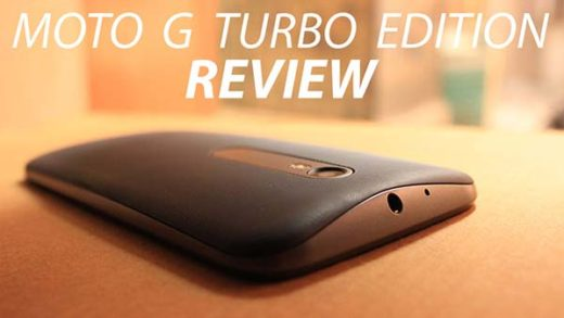 Moto G Turbo Edition Review