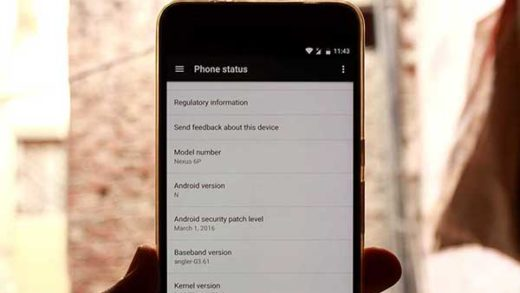 Android N Developer Preview Update