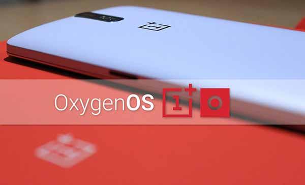 OxygenOS on OnePlus