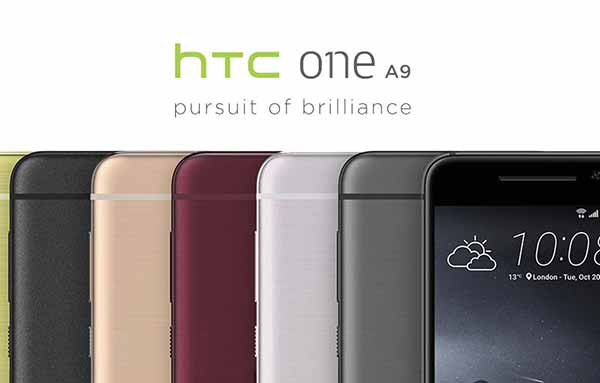 Root HTC One A9