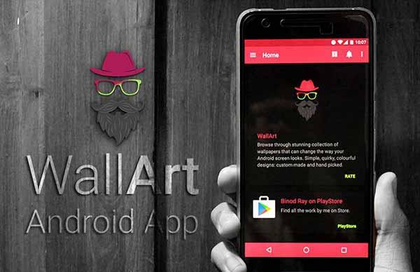 WallArt Android App