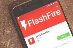 Flashfire App updates to v0.32