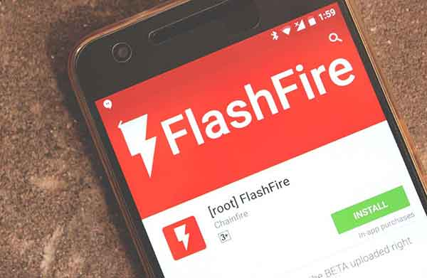 Flashfire App updates to v0.32