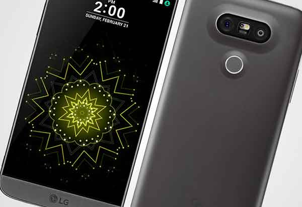 Root LG G5