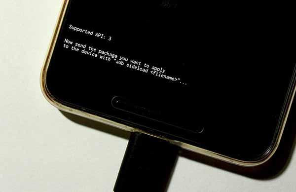 Sideload OTA Updates on Nexus Devices