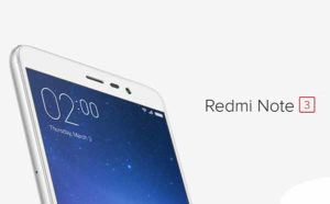 TWRP for Redmi Note 3
