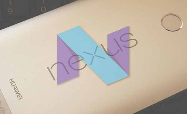 Install Android Nougat on Nexus and Pixel