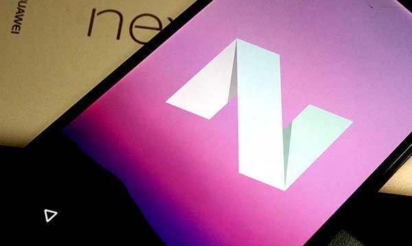 Nexus 5 Android Nougat