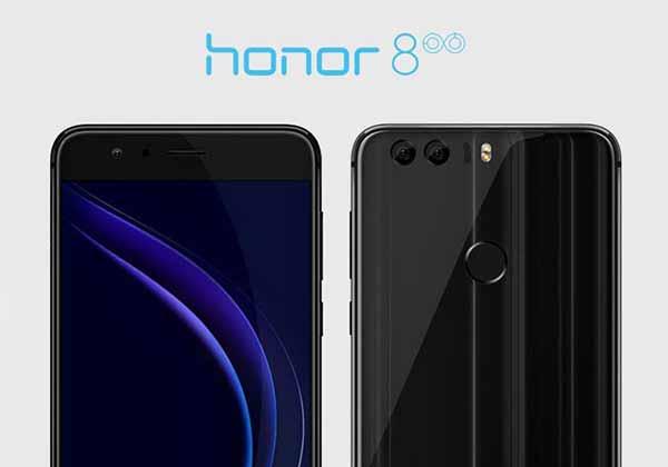 Unlock Huawei Honor 8 Bootloader