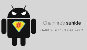 SuHide Chainfire