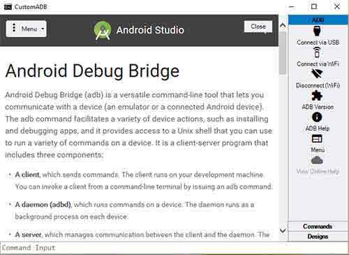 CustomADB Tool - Screenshot 4