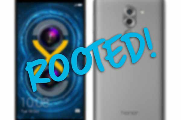 Root Honor 6X