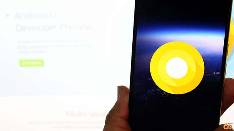 Install Android O Developer Preview