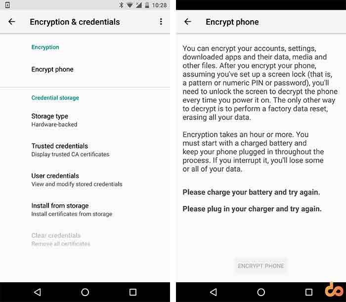 Root Android O Developer Preview Decrypted Nexus 6P