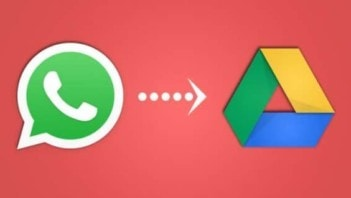 Backup WhatsApp Messages to Google Drive