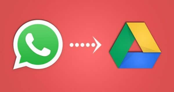 Backup WhatsApp to Google Drive