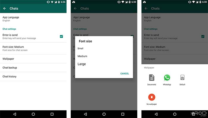 WhatsApp Tips and Tricks Chat Background