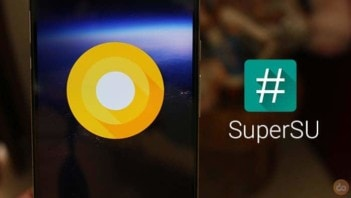 Root Android O Developer Preview using SuperSU