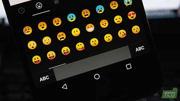 Install Android O Emoji