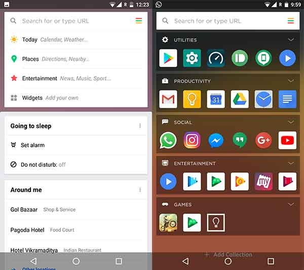 5 Best Launcher Apps for Android - Yahoo Aviate