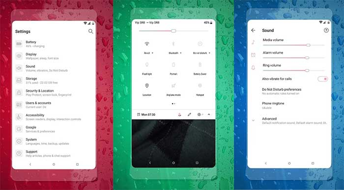 List of Android Oreo Substratum Themes - Belo