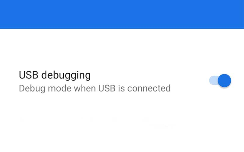 How to Enable USB Debugging on Any Android Device