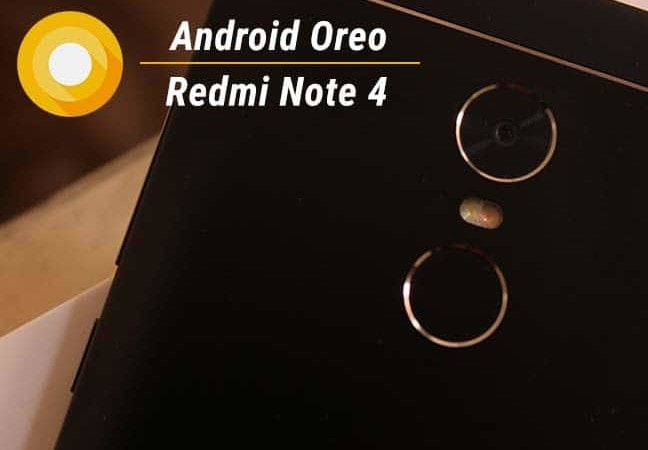 How to Install Android Oreo on Redmi Note 4 (LineageOS 15)
