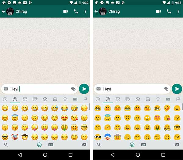 Install Blob Emoji on WhatsApp