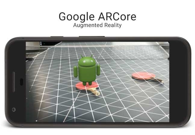 Install Google ARCore on Any Android Device