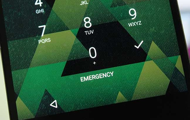 How to Remove Emergency Call Button on Android