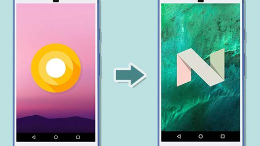 Downgrade Android Oreo to Nougat on Nexus and Pixel