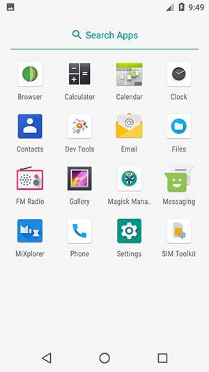LineageOS 15 on Lenovo Vibe K5/K5 Plus - Screenshot 2