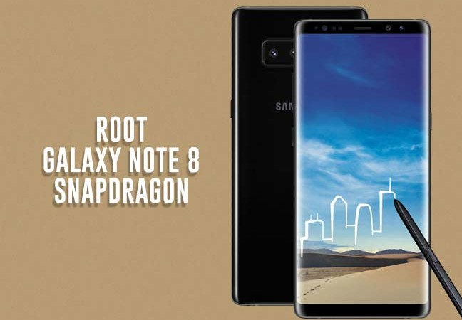 Root Galaxy Note 8 Snapdragon N950U (All Carriers)