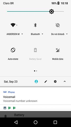 Update Android Oreo on Moto E using LineageOS 15 ROM - Screenshot 2