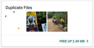 Download Google Files Go App - Free up storage by deleting duplicate files