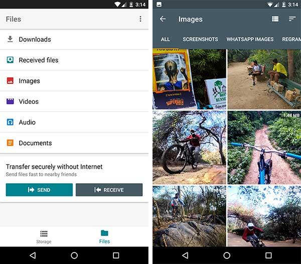 Download Google Files Go App - Smart File Manager