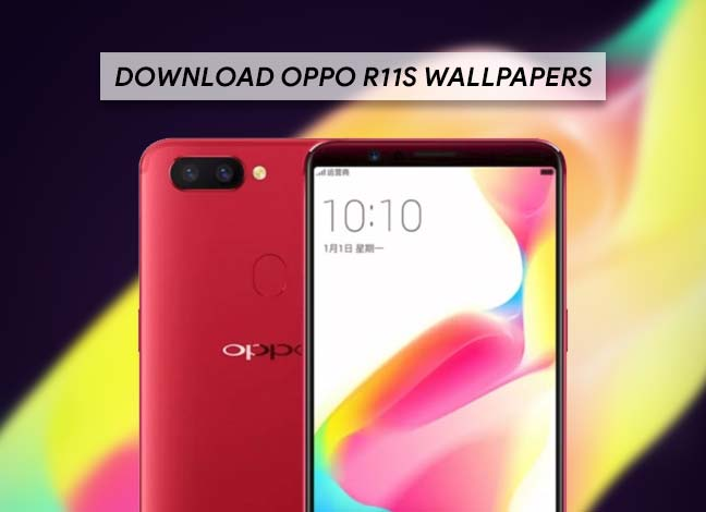 Download Oppo R11S Wallpapers for Android Devices