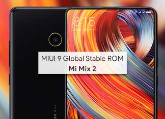 Install MIUI 9 Stable ROM on Mi Mix 2 - Featured Image